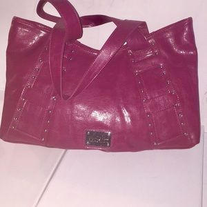 Kenneth Cole Reaction Fuchsia Purse